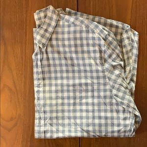 JCrew Classic Slim Fit button down - L